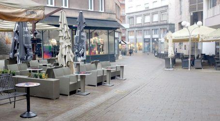 Iako se šuškalo da će zagrebački kafići otvoriti prvi veljače, izgleda da ništa od toga