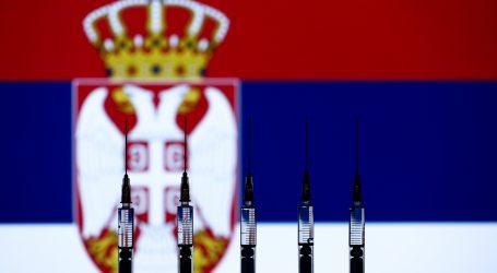 U Srbiji cijepljeno više od 400.000 građana, najavljena isporuka još 49.360 doza