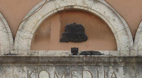 Zbog pojačanih seizmoloških aktivnosti u prvom dijelu siječnja zagrebačka kazališta ostaju zatvorena