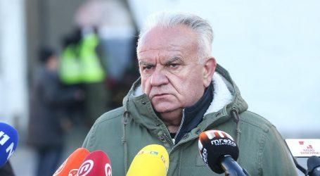"""Dumbović: """"U Petrinji su možda dvije škole upotrebljive, nemaju svi uvjete ni za online nastavu"""""""