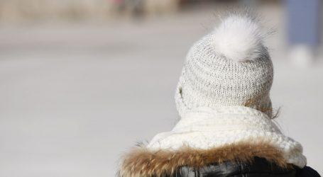 Djelomice sunačno i hladno, Meteoalarm izdao upozorenja za cijelu zemlju