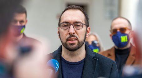 """Tomašević Plenkoviću: """"Smatrate li da je Hrvatska vlasništvo HDZ-a?"""""""