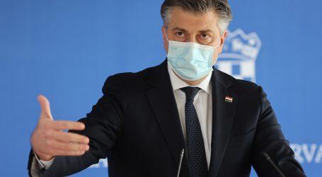 """Plenković o ostavci Puljašića: """"Podržavamo nadležne institucije da to rasvijetle, ako je kriv neka odgovara"""""""