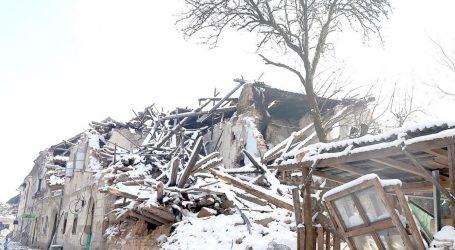 Fond za zaštitu okoliša: Za zbrinjavanje otpada nakon potresa osigurano oko 50 milijuna kuna