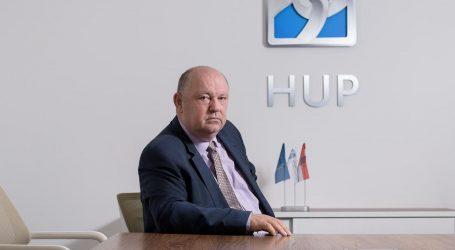 """HUP: """"Zahvalni smo Marinu Pucaru za dugogodišnji aktivni angažman"""""""