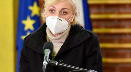 """Marija Bubaš: """"Odluka o popuštanju mjera u školstvu umanjit će posljedice na obrazovanje i sport"""""""