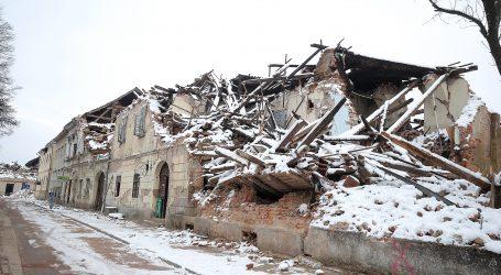 Upitna budućnost Petrinje nakon razornog potresa, mladi nemaju perspektivu