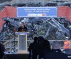 Bouygues tek priprema model gradnje tunela kroz Učku, iako su radovi službeno otvoreni