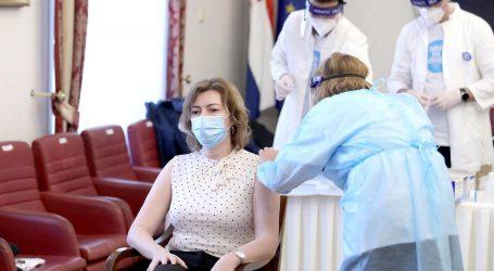 """Cijepljenje u Saboru: Neki zastupnici odbili: """"Ima onih kojima je potrebnije"""""""