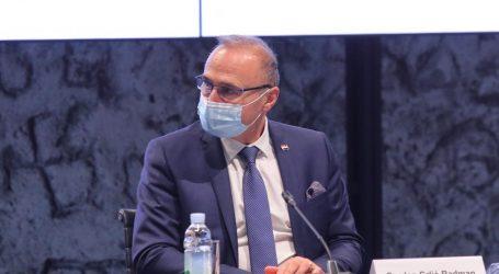 Ministar Radman iskazao sućut zbog pogibije osmoro mladih kod Posušja