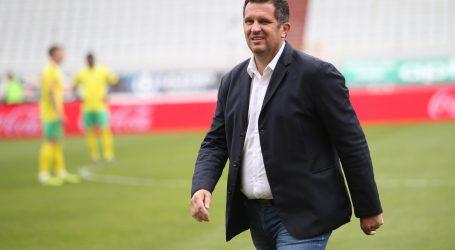 Igor Cvitanović se vratio u Dinamo