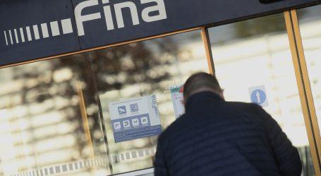 FINA: Vidljiv trend opadanja ovrha nad novčanim sredstvima, najviše građana s dugom do 10 tisuća kuna