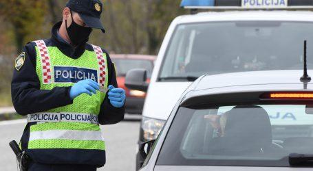 Zabrana upravljanja i 17 dana zatvora za vozača koji je vozio pijan i bez dozvole