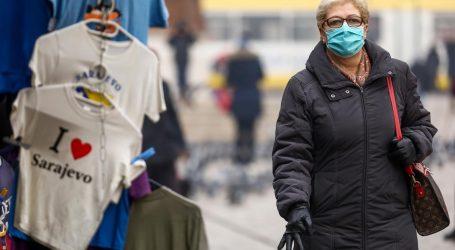 BiH: 468 novozaraženih, 24 umrla