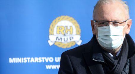 """Božinović: """"Pozitivan trend padanja brojki ključan za revidiranje mjera"""""""