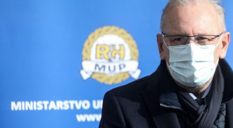 """Božinović o skandalu na granici: """"Ovo je provokacija, hrvatska policija radi po snijegu, u debelim minusima"""""""