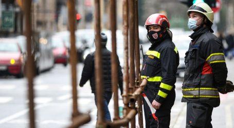 Otkako su zaredali potresi, na terenu je sudjelovalo deset tisuća vatrogasaca