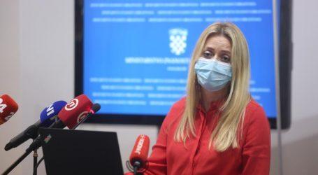 """Pavić Šimetin: """"Virus se može ponovno razbuktati, moramo se nastaviti pridržavati mjera"""""""