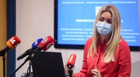 Od ponedjeljka učenici u školskim klupama, Pavić Šimetin kaže da je situacija stabilna