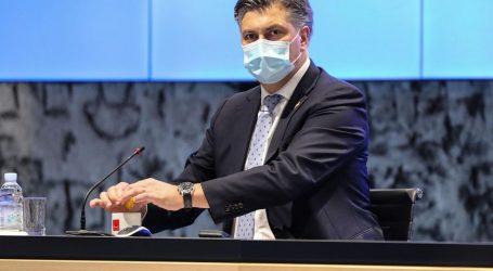Plenković: Diplomacija oko cjepiva pretvorila se u kidnapiranje. EU možda priprema tužbu protiv proizvođača