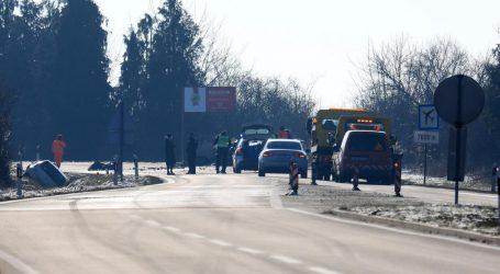 U teškoj prometnoj nesreći na osječkoj obilaznici poginuo 58-godišnjak