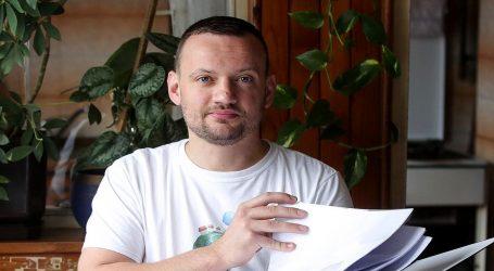 """Viktor Šimunić u suzama: """"Ovo radim za svoje nećake, za svoju djecu, za svoju zemlju"""""""