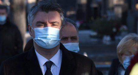 """Zoran Milanović: """"Poručio bih HOS-u da je 'ZDS' nacistički pozdrav i da prlja ono što su dali u ratu"""""""
