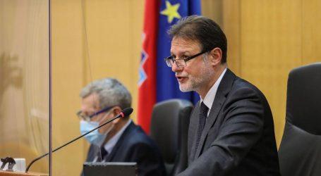 """Oporba napustila sabornicu, nema kvoruma: Jandroković: """"Ova točka neće biti na glasovanju, to je moja odluka"""""""