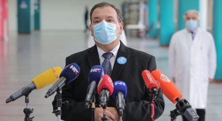 """Beroš: """"Stiglo novih 17.550 doza cjepiva protiv covida-19"""""""