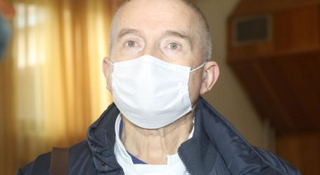"""Epidemiolog Brkić: """"Ljudi u panici zaboravljaju na mjere"""""""