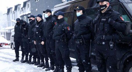 Nezamapćeno nasilje: U kampu kod Sarajeva veliki sukob migranata i policije