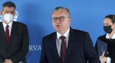 """Horvat o Tušeku: """"Ako ste dio ozbiljne političke opcijekao što je HDZ, ne može baš svatko imati svoj pojedinačni stav"""""""