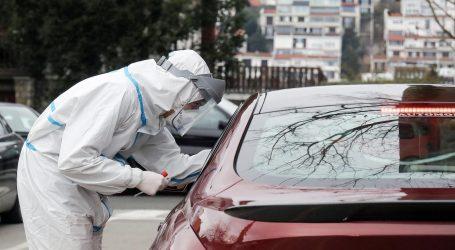 U Hrvatskoj umrla 41 osoba, 1170 novozaraženih