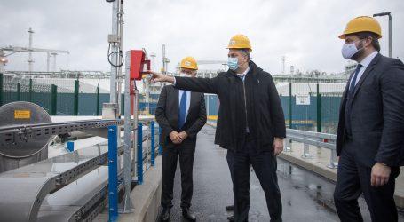 """Ćorić: """"Hrvatska je pozicionirana na energetsku kartu svijeta, a cijene plina će padati za gospodarstvo i kućanstvo"""""""
