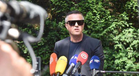 Odvjetnik Žarka Tušeka kaže da je njegov prijedlog da se DORH-u prijave Šimunić i novinar