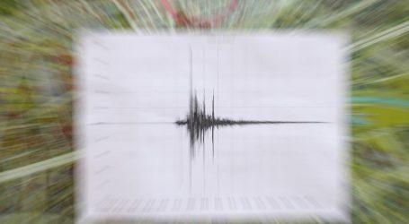 Nedjelja popodne: Još jedan umjeren potres kod Petrinje magnitude 3.5