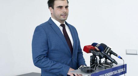 """Predsjednik sisačkog HDZ-a Celjak osudio plakate SDP-ove Ikić Baniček: """"Nedopustivo je da se reklamira"""""""