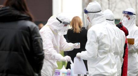 Stožer: U petak 561 novi slučaj zaraze, preminulo 29 osoba