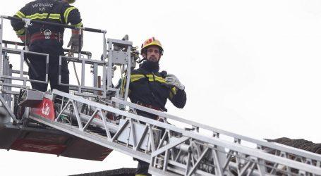 Na uklanjanju posljedica potresa od 29. prosinca sudjelovalo više od 8500 vatrogasaca