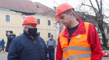 Gradonačelnik poziva krovopokrivače u Petrinju
