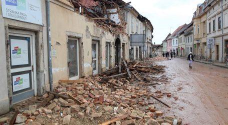 Potres spustio Petrinju više od 12 centimetara, Glinske Poljane propale sedam