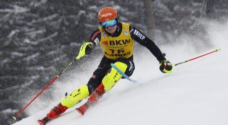 Na subotnjem slalomu Svjetskog kupa Zubčić i Vidović osigurali drugu vožnju