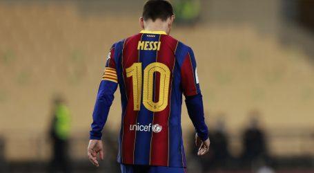 Messi kažnjen s dvije utakmice suspenzije