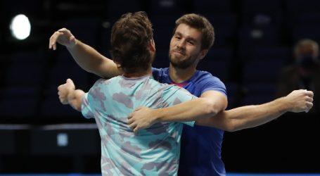ATP Antalya: Hrvatski tenisači Nikola Mektić i Mate Pavić osvojili prvi zajednički naslov