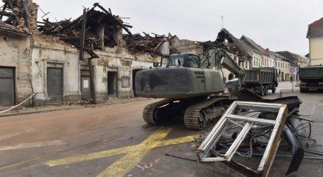 Ćorić želi da se područja srušena u potresu saniraju po modelu kojim se obnavljalo područje Gunje