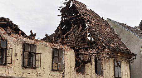 """Profesori s Građevine: """"U potresu su stradale stare građevine i dio loše obnovljenih"""""""