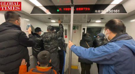 Šangaj: U promet puštena autonomna linija podzemne željeznice