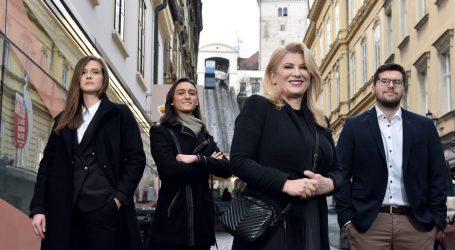 """VESNA ŠKARE OŽBOLT: 'Na mojoj su nezavisnoj listi mladi visokobrazovani ljudi s kojima ću realizirati 'Program za razvoj Zagreba"""""""