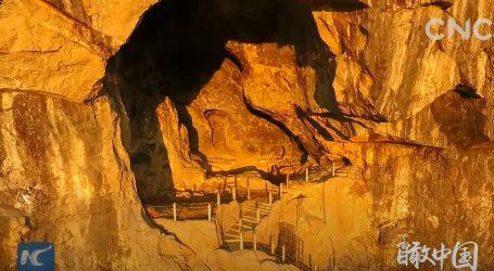 Arheološki lokalitet Wanshouyan skriva dokaze o prvim ljudima
