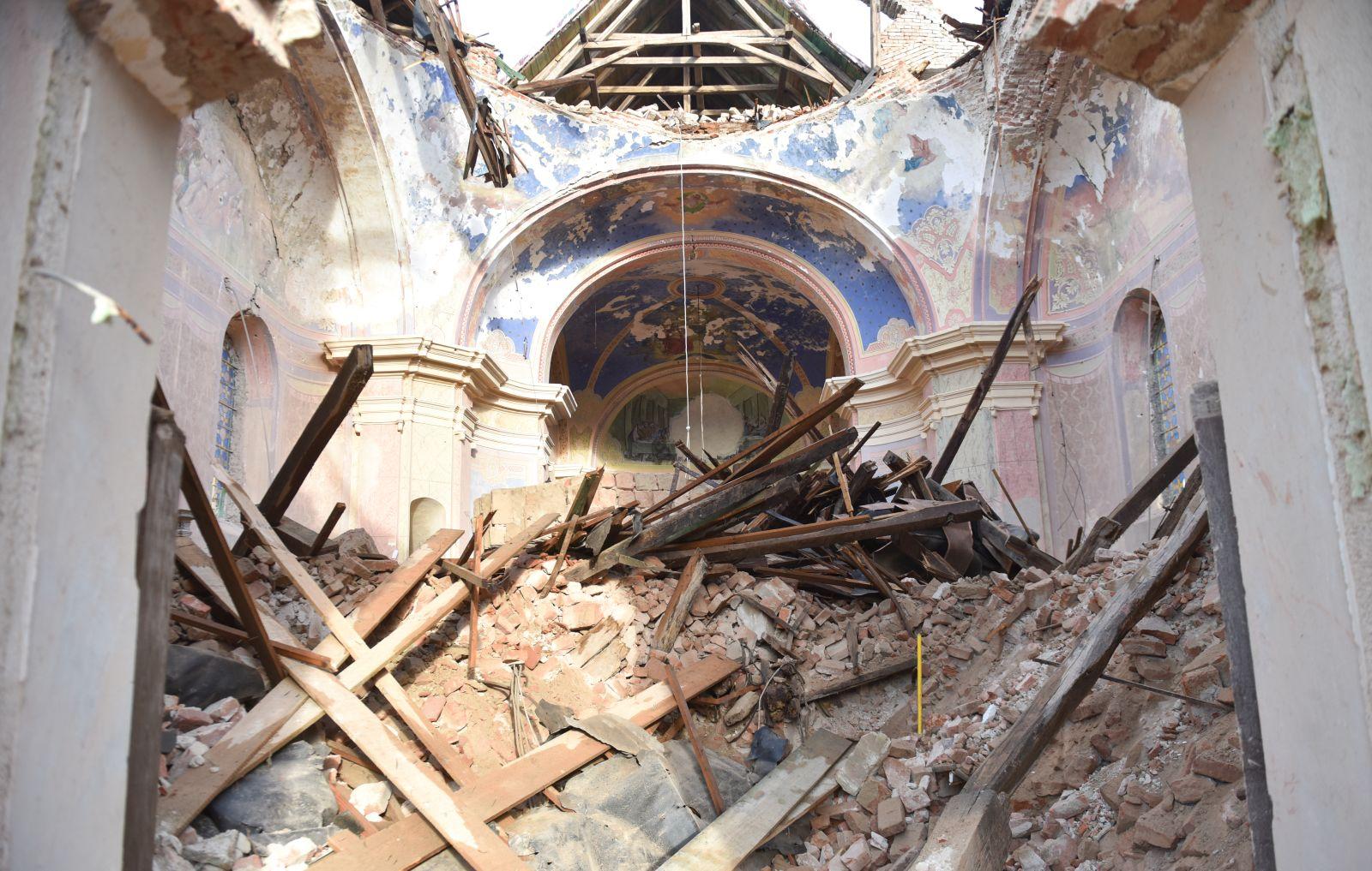 Mađarska će obnoviti petrinjsku Prvu osnovnu školu i crkvu u Žažini